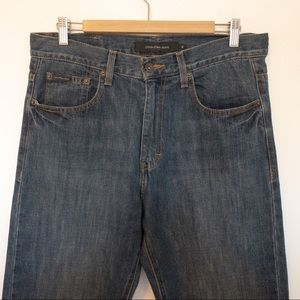 Calvin Klein Men Size 32x34 Jeans Relaxed Straight